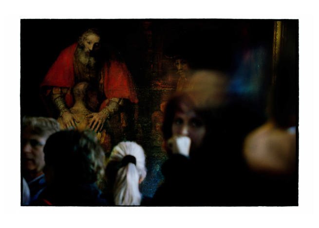 Bill Henson & The return of the prodigal son (Rembrandt)
