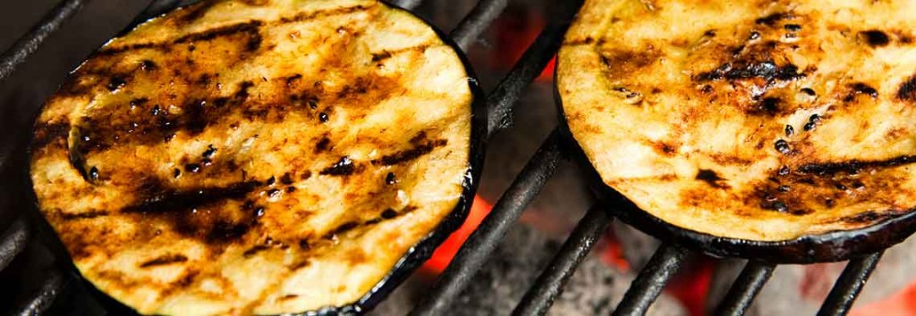 Mike | Grilled Eggplant | CC