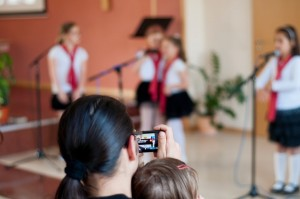 Odkaz na fotogalerii z Noci kostelů 2014