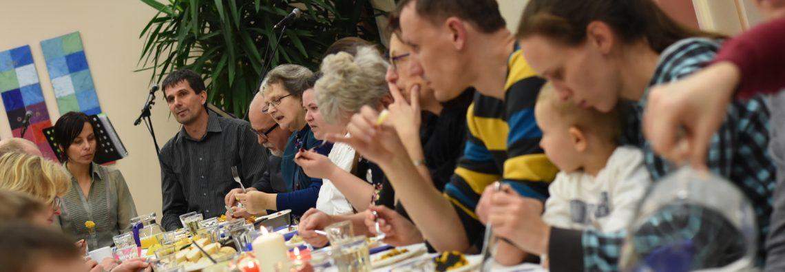 U společného stolu, setkání konce roku 2018